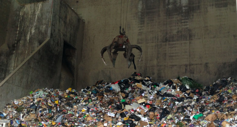 Affaldsforbrænding